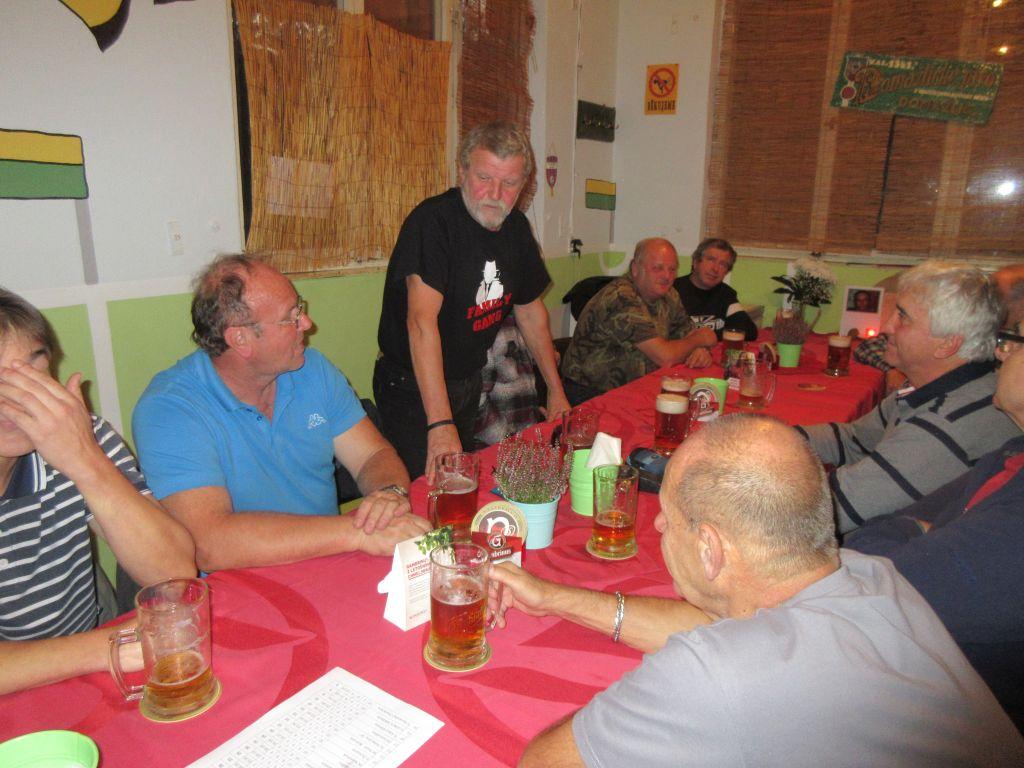 Ostrov Tlumačováků-setkání
