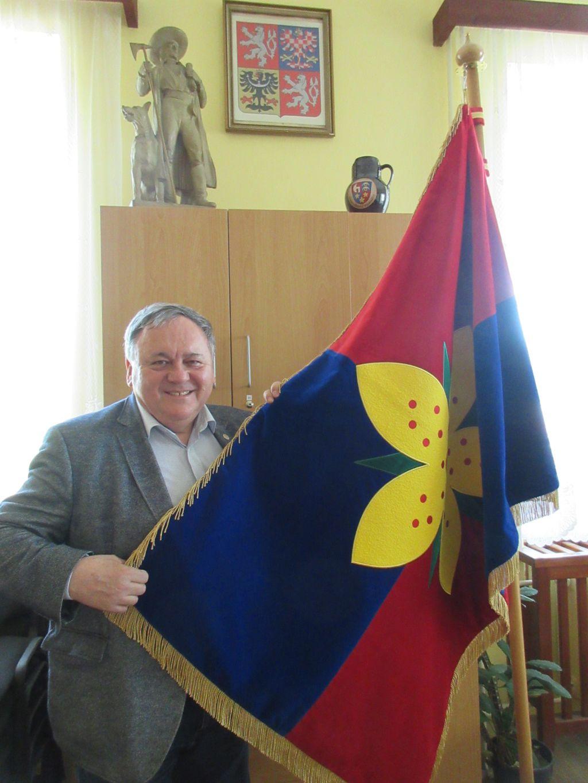 Pan senátor Jan Látka na OÚ Tlumačov