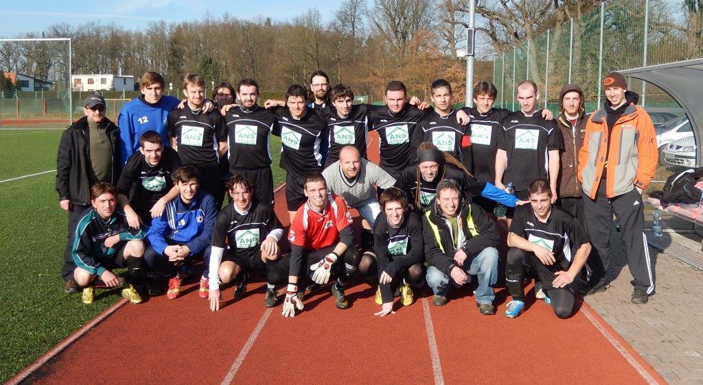 Pohárové utkání TJ Start Tlumačov FC Dynamo H. Týn
